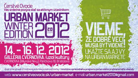 urban market 2012 winter edition bratislava