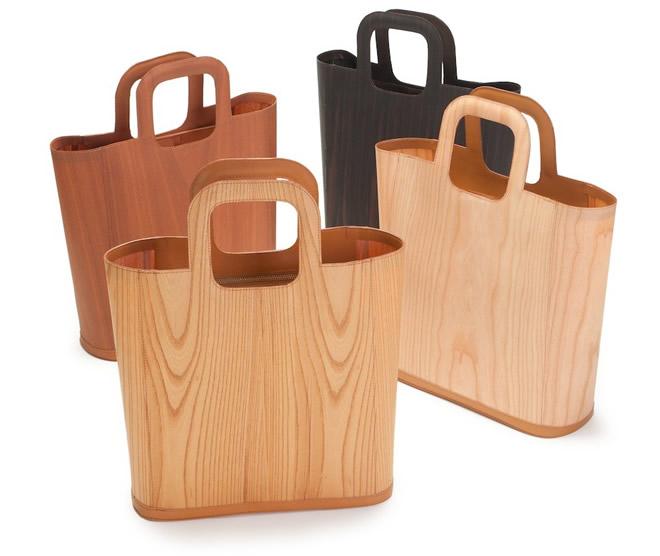 drevena taska wooden tote shou bamdesign