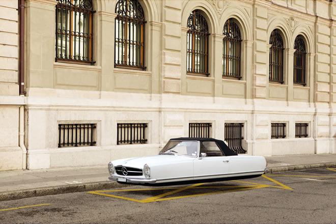 renaud marion fotografie vznasajuce sa auta bamdesign