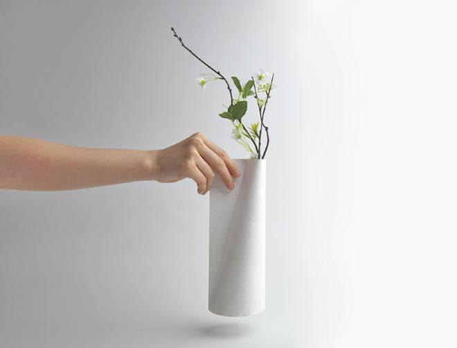 vaza tyvek bamdesign