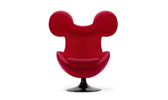 mickey mouse kreslo bamdesign