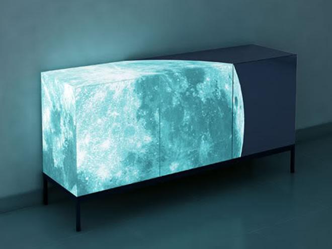 skrinka fullmoon spln mesiaca bamdesign