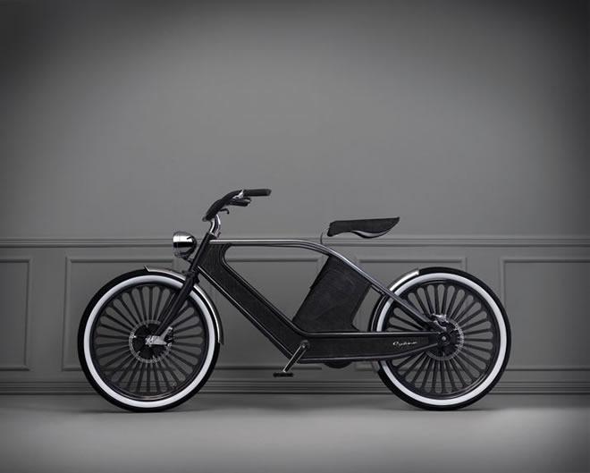 cykno elektricky retro bicykel bamdesign
