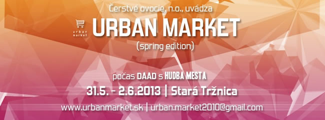 urban market spring edition 2013 bamdesign